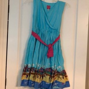 Joules girl's dress
